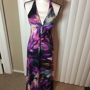 Dresses & Skirts - Vintage Boho Floor Length Dress Small
